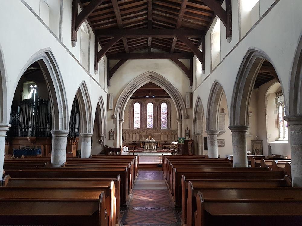 St Mary Magdalene Church, Cobham